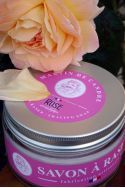 Shaving Soap - Rose - Limited Edition