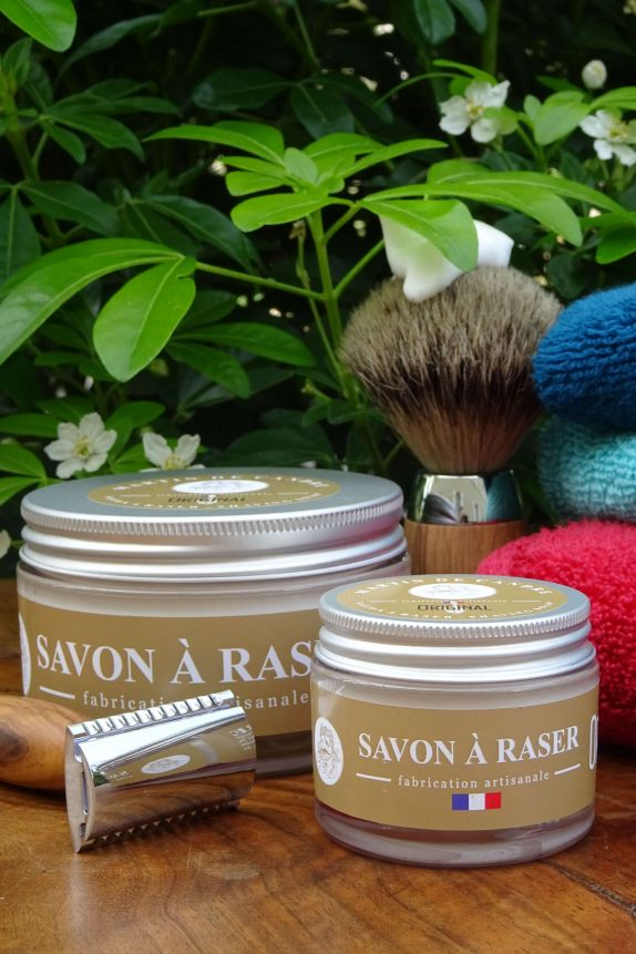 Original - Scented shaving soap