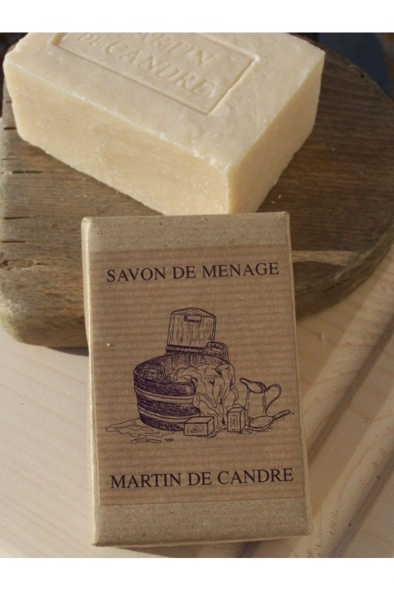 "Marseille Soap ""Ménage"" - All-purpose soap - Unit Sale"