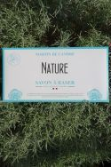 Shaving Soap Envelope - Nature
