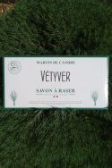 Shaving Soap Envelope - Vétyver